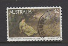 AUSTRALIA 1981 Art Definitive $2 On the Wallaby track SG778 CDS Zillmere QLD Usd