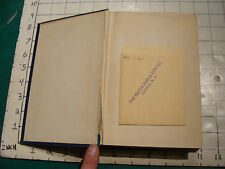 Antique book: DEBORAH MOSES or Pen Pictures of Colonial Life in New England 1915