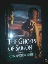 The Ghosts of Saigon-John Maddox Roberts - 1996, Rare First, 1st Edition
