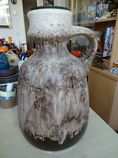 ** SALE**Vintage West German 1970s Retro Fat Lava Ceramic Vase  ** BUY ME!