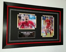 ** Rare Phillipe Coutinho of Liverpool Signed Photo Picture Autogrpah Display **
