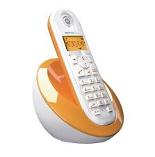 Motorola Cordless Phone C601 Orange