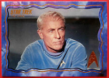 """STAR TREK TOS 50th Anniversary - """"THE CAGE"""" - GOLD FOIL Chase Card #20"""
