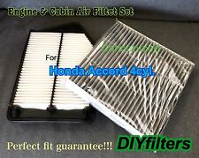 AF6282 C35519C Accord Engine&Carbonized Cabin Air Filter for 2013-16 4 cyl