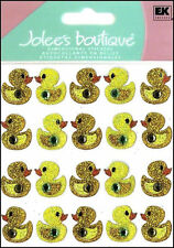 Jolee's DUCKS REPEATS Stickers BATH BATHTUB BATHTIME BOYS GIRLS