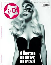 I-D #308 30th Birthday LADY GAGA Nick Knight NAOMI CAMPBELL Eliza Cummings @NEW@