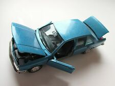 Opel Rekord e Limousine Saloon azul Blue Metallic, gama made in Singapore 1:43!