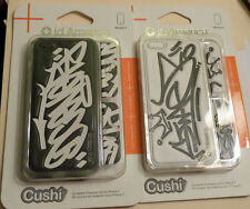 id America CSIAF519 Cushi Complete Protection for iPhone 5 (2 cases Blk & Wht)