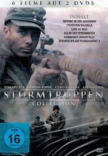 DOPPEL-DVD NEU/OVP - Sturmtruppen Collection - 6 Spielfilme