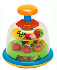 Popping Pals Baby Infant Learn Spinning Balls Activity Top Toddler Xmas Toy