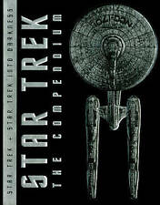The Compendium Star Trek & Into Darkness (4-DISC Blu-ray) NEW NO SHRINKWRAP