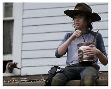 "THE WALKING DEAD * * CHANDLER RIGGS * *  ""CARL""  (8x10) Glossy Print *b*"