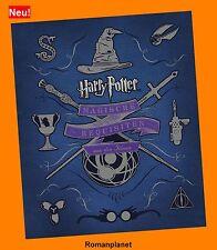 Harry Potter - Magische Requisiten aus den Filmen Ein Muss für Harry Potter Fans