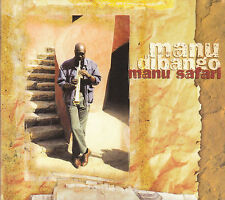 MANU DIBANGO - manu safari CD