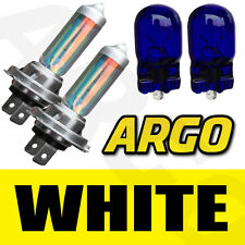 H7 XENON SUPER WHITE 499 HEADLIGHT BULBS 12V VAUXHALL ZAFIRA