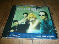 Fairground Attraction-Very Best Of( BMG Camden)16 tracks