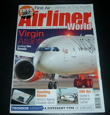 AIRLINER WORLD MAGAZINE ~ THE GLOBAL AIRLINE SCENE ~ JAN. 2015 ~ VIRGIN ATLANTIC