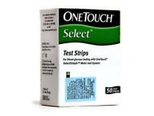 2x50 Test Strips of OneTouch Select Simple For Glucometer, Machine Diabetes
