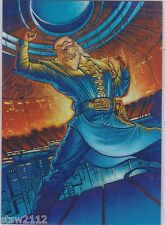 STAR WARS 1996 TOPPS FINEST GOLD PARALLEL REFRACTOR 12 COUNCILOR BORSK FEY'LYA