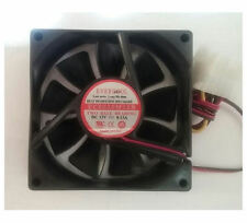 EverCool EC8020M12B 80x20mm Dual Ball Bearing Case Fan, 4Pin