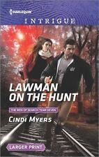 Lawman on the Hunt (The Men of Search Team Seven)