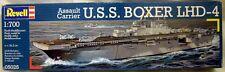 Revell 05025: Assault Carrier U.S.S. Boxer LHD-4, Bausatz in 1/700, N E U & OVP