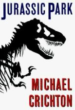 MICHAEL CRICHTON HARDCOVER 2 BOOK LOT JURASSIC PARK THE LOST WORLD