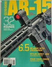 Guns & Ammo AR 15 2016 Issue 4 Daniel Defense DDM4 V7 Pro FREE SHIPPING sb