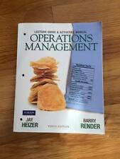 Lecture Guide and Activities Manual for Operations Management Flexible...