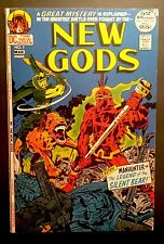 NEW GODS 7 1st Appearance STEPPENWOLF DC Comics Jack Kirby 1972 FN