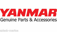 Genuine Yanmar Marine 3HMF Engine Rocker Cover Bonnet Seal Gasket 121550-11310