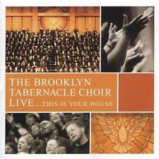 BROOKLYN TABERNACLE CHOIR CD LIVE THIS IS YOUR HOUSE BRAND NEW SEALED