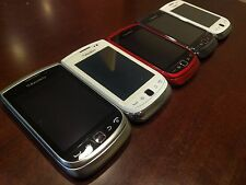 Lot of 5x Blackberry 9800/9810 Unlocked TORCH Phones - Used