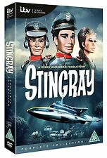 Stingray . The Complete Series Collection . Gerry Anderson . 5 DVD . NEU . OVP