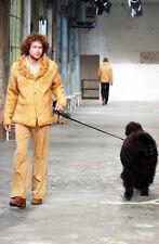Rare ISSEY MIYAKE MEN Burn Effect Knit Jacket Cardigan/Sweater Fur AW2003 Beige