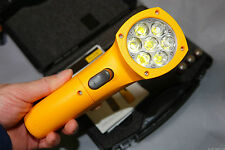 Fluke 820-2 LED Stroboscope For RPM Measure Observe Potential Mechanism Failure