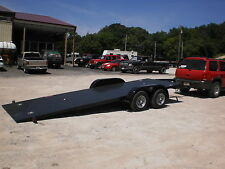 2016 Sloans Kwik Load 7x18 Texas Roll back Tandem Axle Flat Bed Car Hauler 7000#