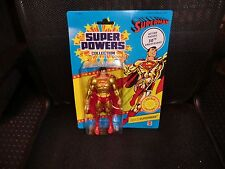 """DC 30TH ANNIVERSARY SUPER POWERS COLLECTION GOLDEN SUPERMAN  MATTY EXCLUSIVE  6"""""""
