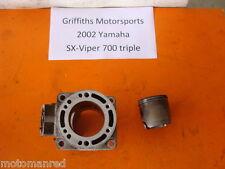 02 YAMAHA 700 pv triple SXViper SX viper SXV Venom 03 04 8EK00 CYLINDER PISTON