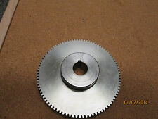 "NEW OTHER, S2090 SPUR GEAR 3/4"" BORE, KEYWAY, 2 SET SCREWS."