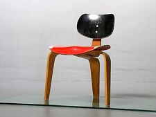 Dreibeinstuhl SE 42 von Egon Eiermann für Wilde + Spieth von 1955 Stuhl Vintage