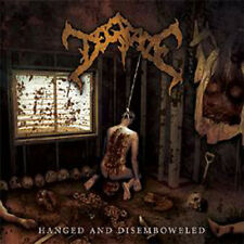 DEGRADE - Hanged and disemboweled CD (Permeated, 2005)  *Brutal Death *sealed