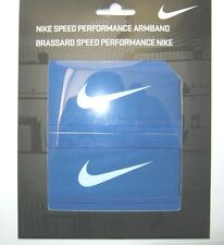 Nike Speed Performance Armband - Blue New NWT