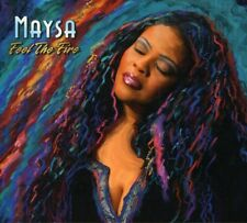 Feel The Fire - Maysa (2007, CD NEUF)