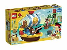 LEGO SET 10514 DUPLO JAKE'S PIRATE SHIP BUCKY BRAND NEW SEALED