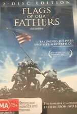 Flags of Our Fathers Clint Eastwood 2-Disc Edition Region 4 DVD VGC