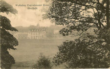 SHEFFIELD (Yorkshire) : Wofinden Convalescent Home-BOOTS-1d postage due