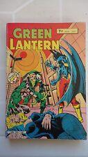 PETIT FORMAT ALBUM RECUEUIL GREEN LANTERN AVEC N°34 ET 35 DE 1981