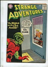 STRANGE ADVENTURES # 172 (4,5) THE WORLD ON THE 13TH FLOOR 1965