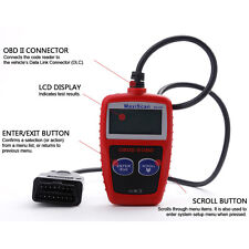 For VW Golf Polo Lupo Car Diagnostic PRO Scanner Code Reader Fault Tool OBD OBD2